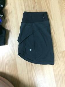 Lulu lemon skirt and shorts