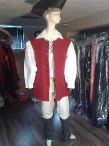 Costume d'officier 1740 - XLarge