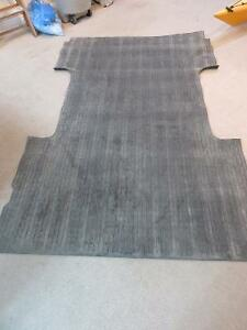 Truck mat for 8' pickup box, fits Chevy 1994 and others