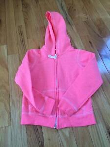 Girls size 5 hoodie