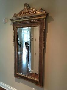 Miroir décoratif grand format