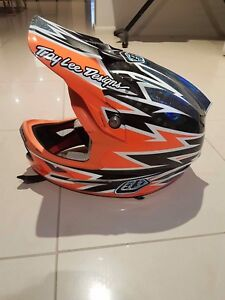 Troy lee designs D3 helmet XL Cameron Park Lake Macquarie Area Preview