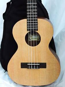 MOJO MTU-80SP-NST - Solid Top Electric Tenor Ukulele Burwood East Whitehorse Area Preview