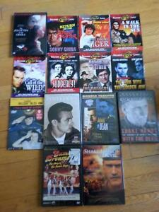 RARE Movies....TV Shows Lots of Great Titles