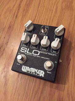 Wampler SLOstortion guitar pedal