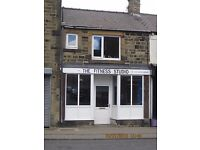 Small 2 storey retail unit in great location in Annfield Plain