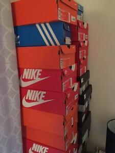 Nike / Adidas - 8 / 8.5 ( foam, stan smith, blazer, jordan )