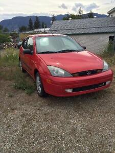 2003 Ford Focus Coupe (2 door)