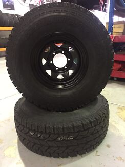 4x4 Off Road Rim & Tyre Packages-We Come 2 U