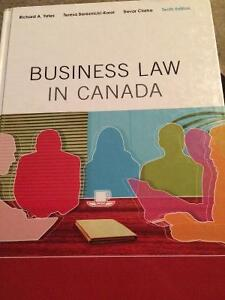 Business Administration business law in Canada