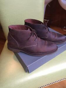 Souliers/Shoes Johnston & Murphy bruns/brown
