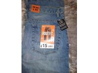 New with tags mens jeans £10