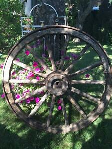 "Antique Wagon Wheel""A must have"""