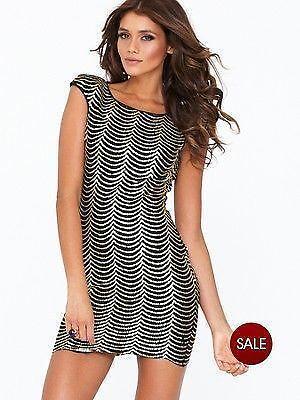d69950a9d6c49 Lipsy Scallop Dress | eBay