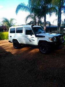 2008 Toyota LandCruiser Other Manjimup Manjimup Area Preview