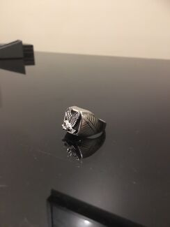 Wanted: Silver eagle ring