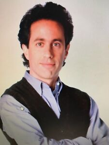 2x Jerry Seinfeld tickets Adelaide Canberra City North Canberra Preview