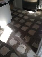 Need Flooring Person to install 90 sq feet in small kitchen $500