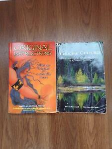 Trent U INDG2601: Intro to Indigenous Enviro Studies textbooks