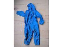 Peter Storm All in One Boys Waterproof | Age 18-24 months | £5