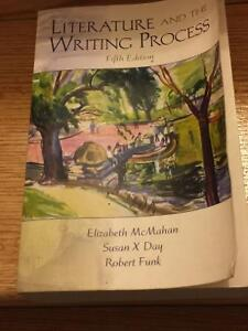 Literature and the wrting process
