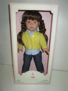 Gotz Doll from Pottery Barn Kids, excellent condition
