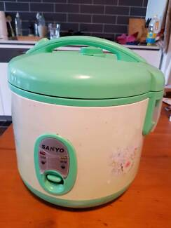 5 cup Sanyo rice cooker