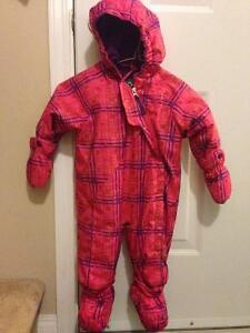 Jupa Snow Suit set with mitts and booties
