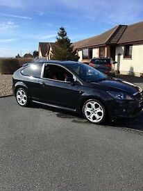 2011 ford focus zetec s facelift 1.8 petrol manual