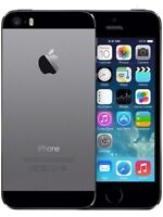 iPhone 5s 64Gb. Bell network. Grey.