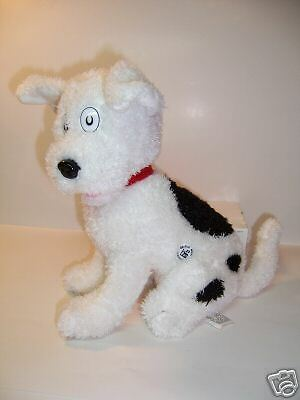 KOHL'S CARES FOR KIDS - DOG FROM THE CAT IN THE HAT BOOK- BLACK/WHITE -- VGC