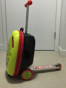 Luggage/scooter