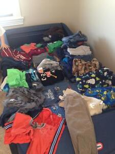 Boys lot of clothes..