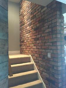Old Loft Brick - 100 Year Old - Authentic Reclaimed Brick Cambridge Kitchener Area image 2