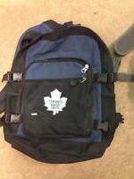 Toronto Maple Leafs cups & TML Backpack $10 each