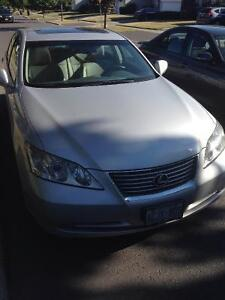 2007 Lexus ES 350 Sedan - Extremely low mileage.