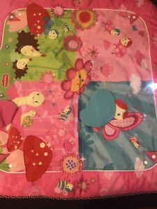 Crawl soft blanket Lurnea Liverpool Area Preview
