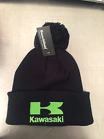 Kawasaki Bobble Hat