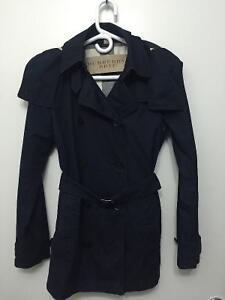 Women's Burberry Brit Trench Coat