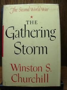 Five volumes by Winston Churchill