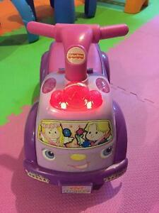 Fisher Price Little People Ride On $5