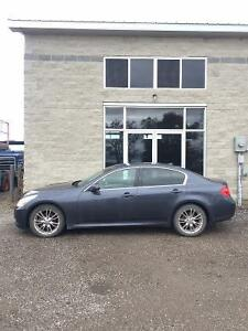 2008 Infiniti G35X Sport Package AWD LEATHER NAVI 4 DOOR SEDAN