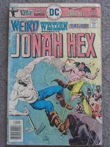 Weird Western Presents Jonah Hex #33