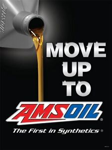AMSOIL #1 Synthetic oil