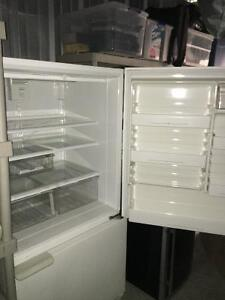 Amana Fridge - Perfect for Garage