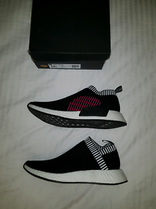 Limited edition Adidas NMD CS2 citysocks - men's 10.5 USA Chermside Brisbane North East Preview