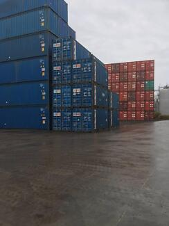 12 Meter container delivered to Corindhap starting at 3390