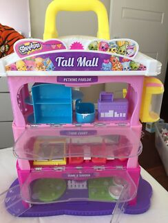 Shopkins Tall Mall   Pick up only perth