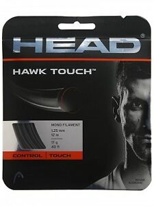 Head Hawk Touch 17 String Antracite