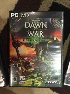 Dawn of War PC Game with Expansions Oakville / Halton Region Toronto (GTA) image 3
